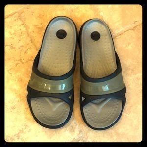 Crocs Croslite A9 slides NEW NEVER WORN